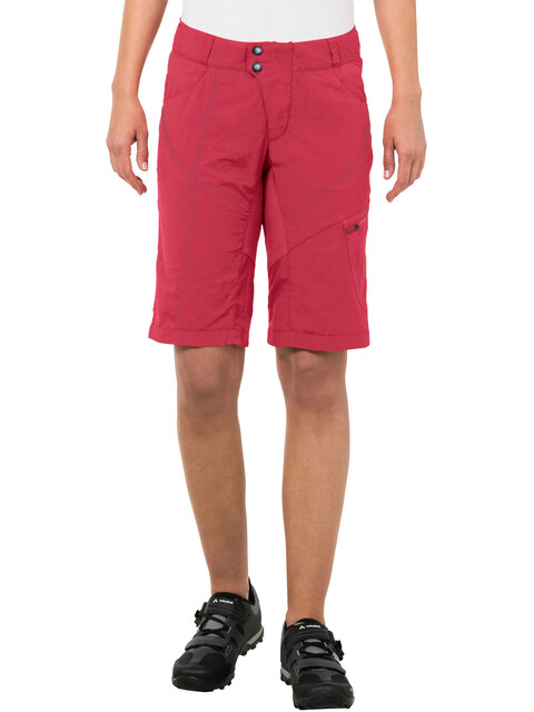 VAUDE Tamaro Shorts Women strawberry
